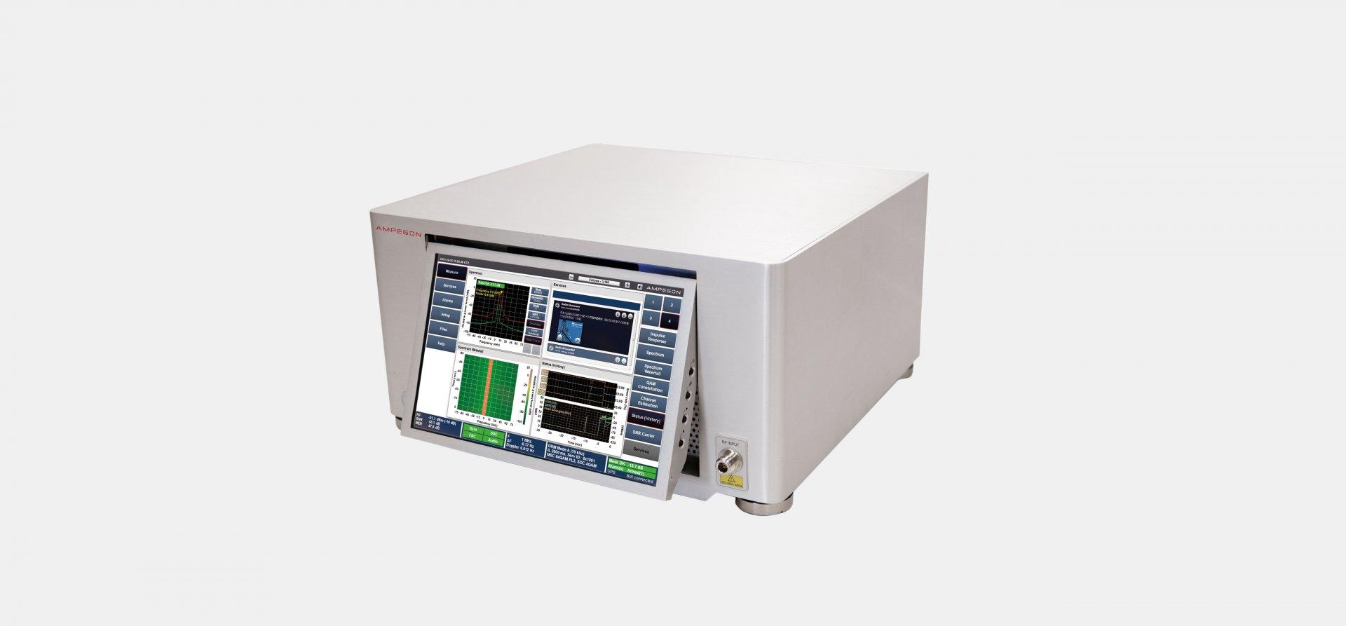 RF-SE DRM Monitoring Receiver