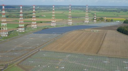 Ampegon develops photovoltaic power plants at existing transmitters sites